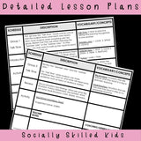 Emotional Responses BINGO | SEL Lesson Plans and Activities | For K-5th