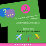 Asking Questions | Animated PowerPoint Slideshow Activity
