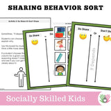 SHARING  | Lesson Plans and Activities For K-2nd