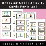 Conversation Behaviors | Differentiated Social Skills Activities | For K-5th