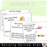 EMOTIONS | Figuring Out My Emotions | SEL ACTIVITIES For Elementary