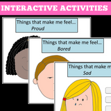 Problem Sizes, Emotions, and Reactions || Differentiated Activities For K-5th