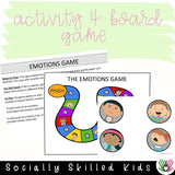Understanding Basic Emotions | Easy Games and Activities