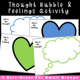 PERSPECTIVE TAKING ACTIVITIES |  MEGA Bundle | Differentiated For 1st-5th Grade