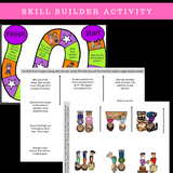 I Can Be Friendly, To Everyone! | Social Skills Story and Activities | For K-2nd