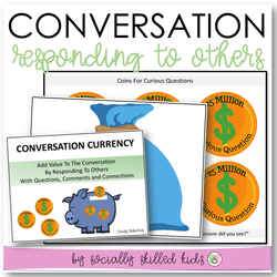 Conversation Activity | Responding To Others