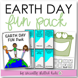 Earth Day Fun Pack | Differentiated Activities For Elementary