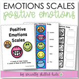 Positive Emotions Scales | Smiley Face Themed