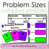 Problem Sizes | Matching  Emotions and Reactions