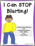 I Can Stop Blurting || SOCIAL STORY || For Girls || 3rd-5th