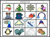 Winter-Themed-BINGO