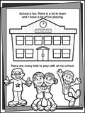 SOCIAL STORY SKILL BUILDER || Pack 3 || Pro-Social Behaviors || For k-2nd
