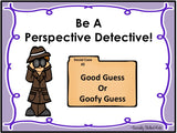 PERSPECTIVE TAKING ACTIVITIES || Pack 2 || Predicting Other's Behavior &  Being Polite