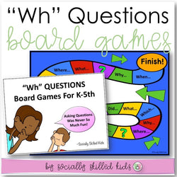 """WH"" Questions 