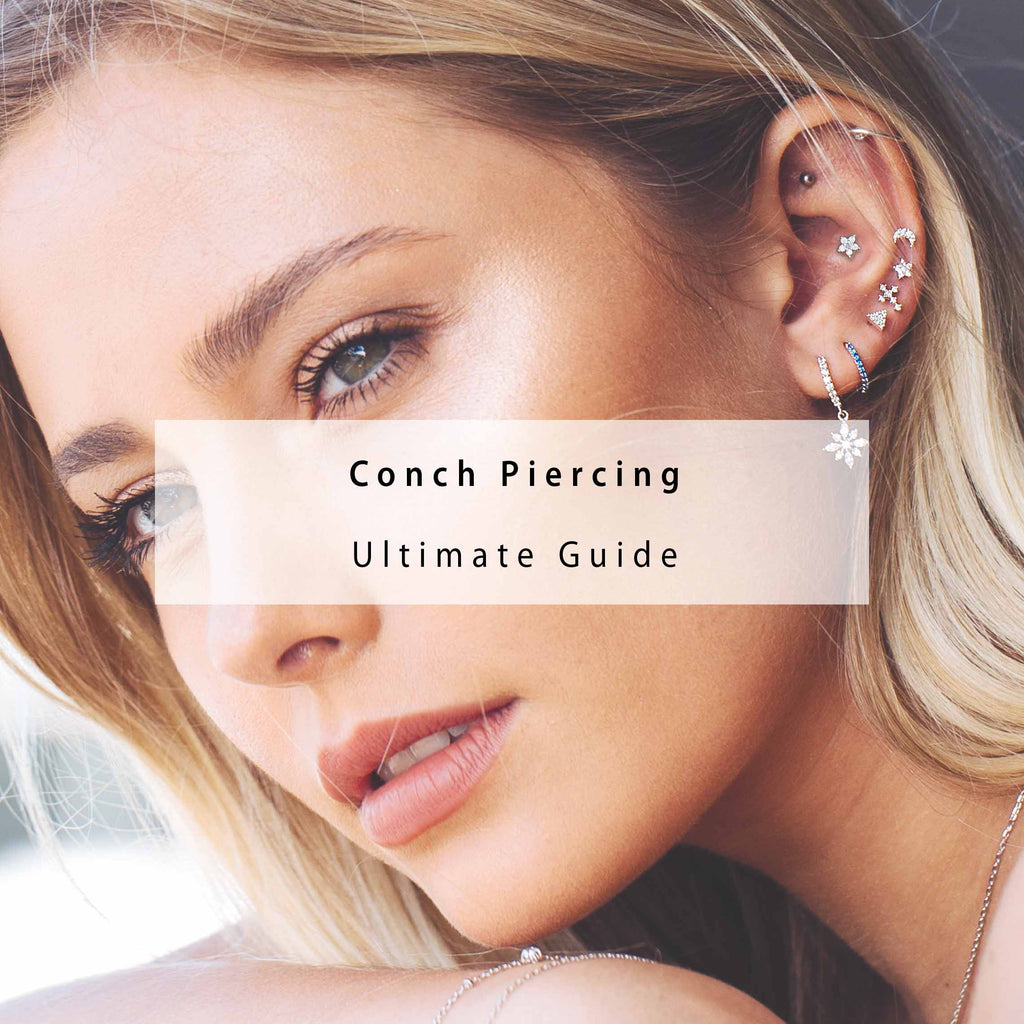 Conch Piercing Jewellery