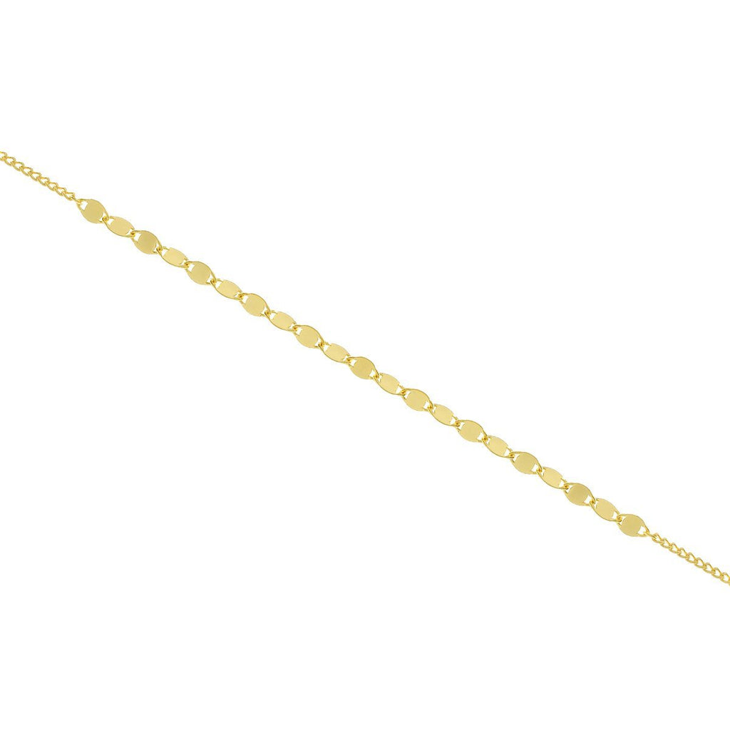 Mia Anklet - gold