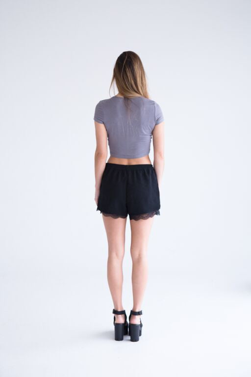 Sophie Twist Crop top