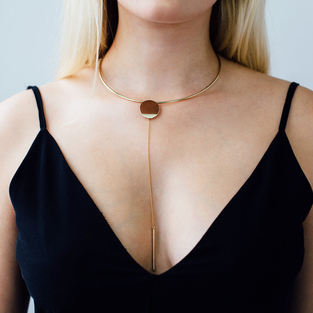 Veronica Choker - Gold