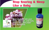 Stop Snoring and Sleep Like A Baby