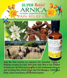Super Relief Arnica Pain Relief Oil