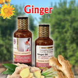 Ginger Oil for relieving pain