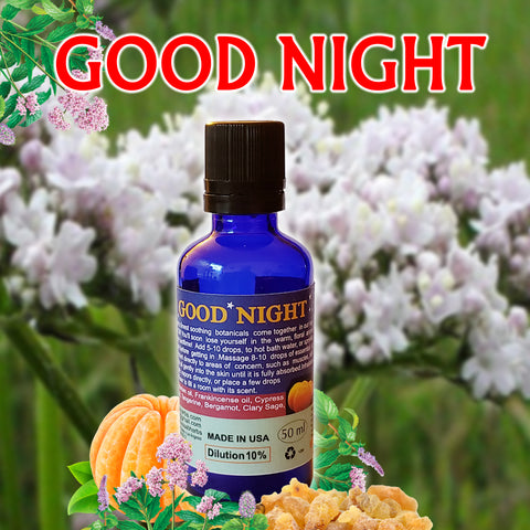 Good Night Essential Oil