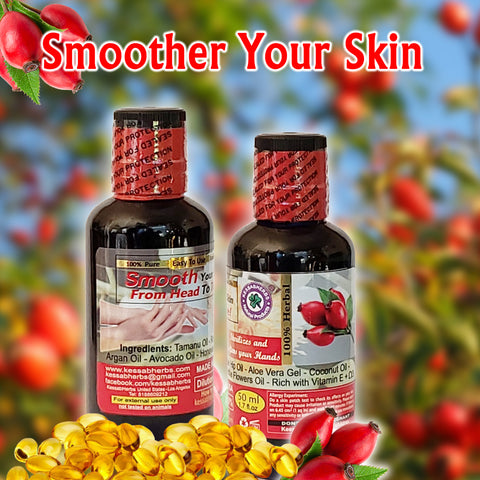 Smoother Your Skin