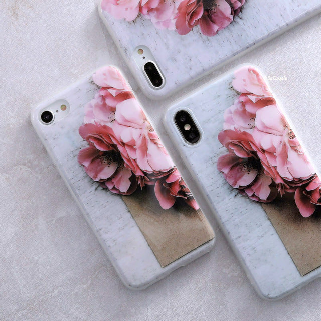 Flowers and nature iPhone Case Cover