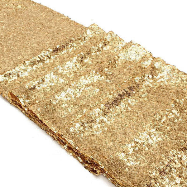 Glitz Sequin Table Runner | Multiple Colors Available