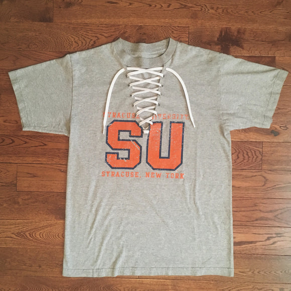 Syracuse University Tie Up