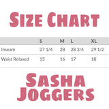Sasha Joggers - Click for more graphics!