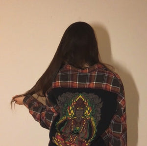Jade Flannel