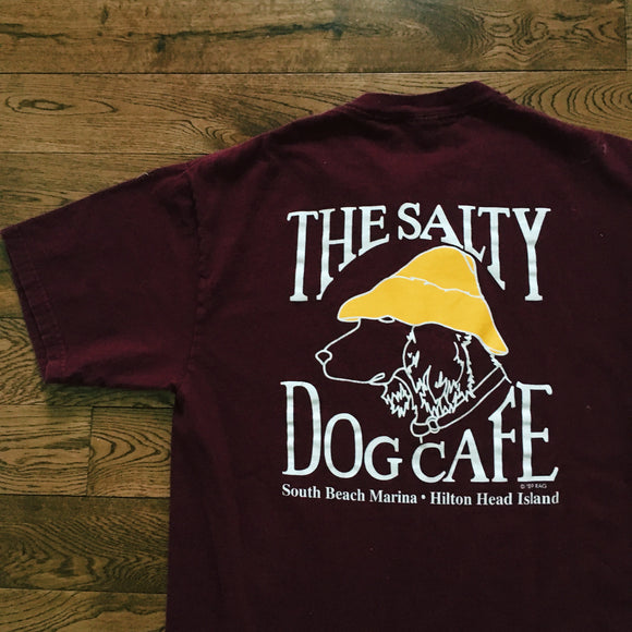 Salty Dog Cafe Lace Up