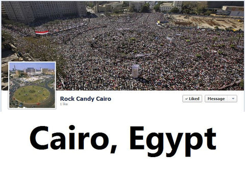 ShopO City Deed of Cairo, Egypt