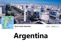 ShopO Country Deed for Argentina