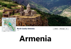 ShopO Country Deed for Armenia