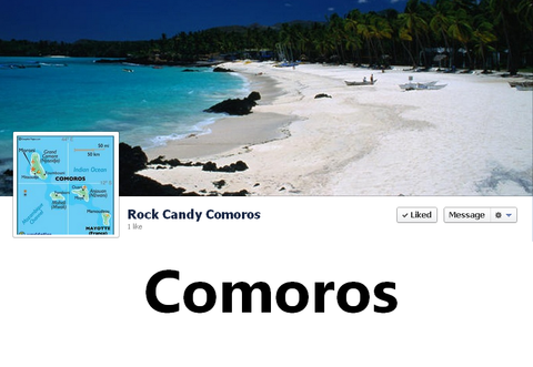 ShopO Country Deed for Comoros