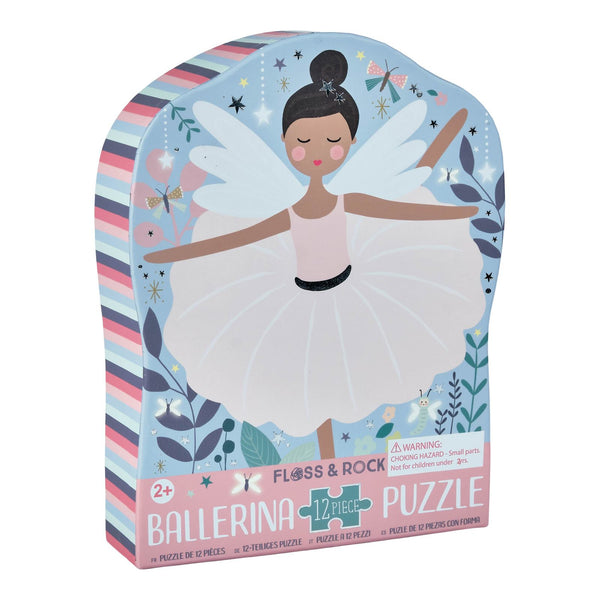Floss and Rock 12pc Ballerina Puzzle