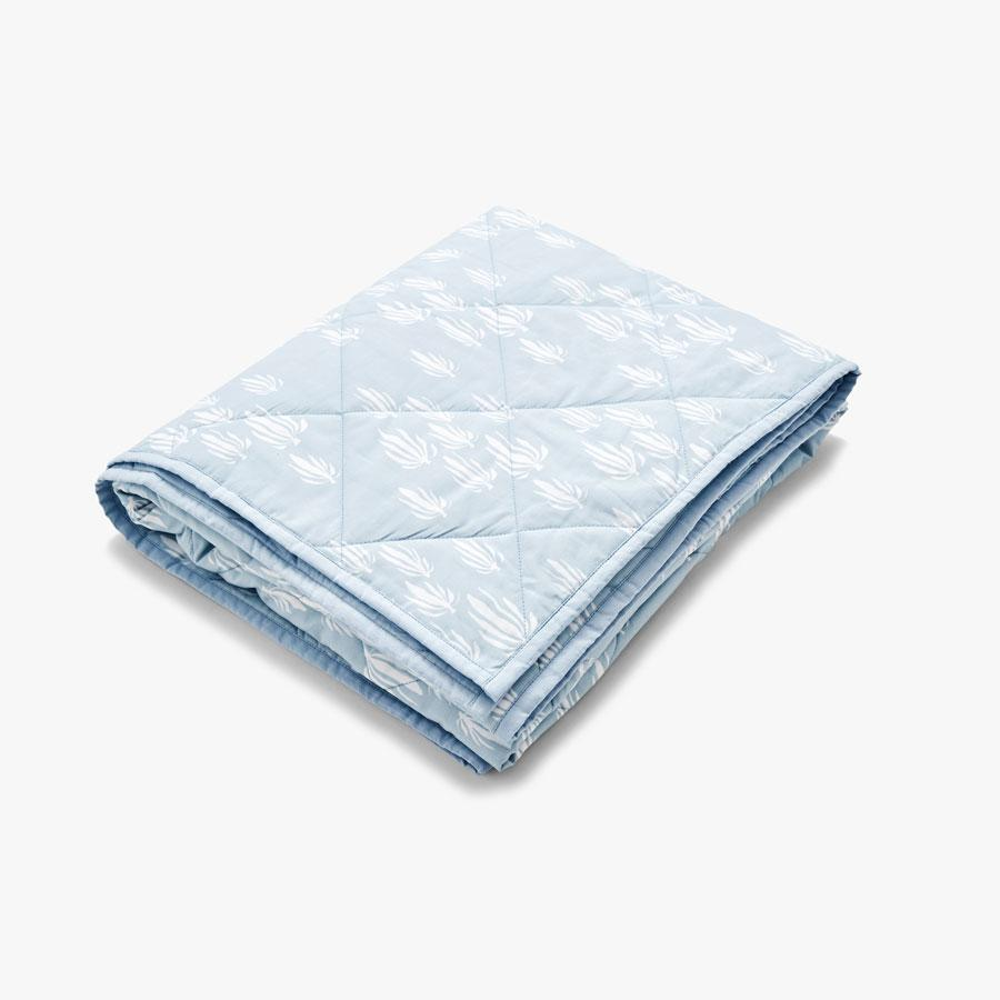 Lewis Organic Baby Quilts - Multiple Patterns Available