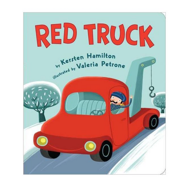 Red Truck Book