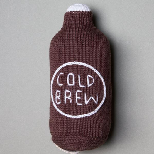 Organic Cold Brew Rattle