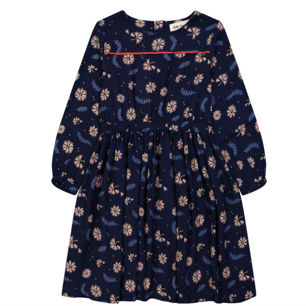Blueberry Midi Dress
