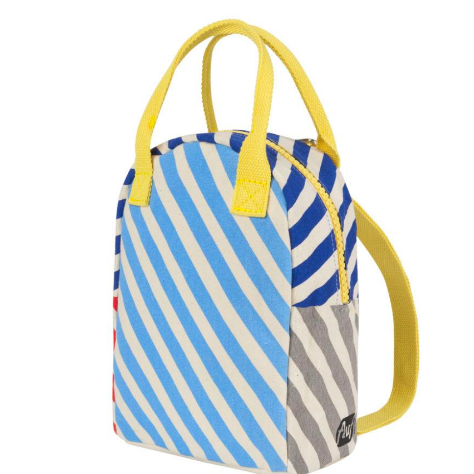 Stripes Lunch Bag & Backpack