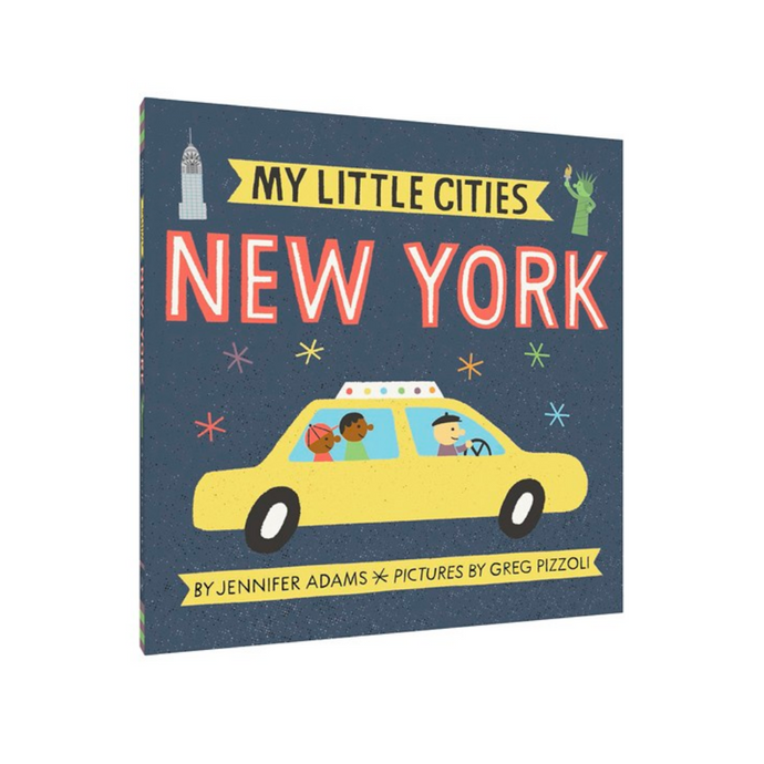 My Little Cities New York Book