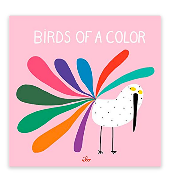 Birds of a Color Book