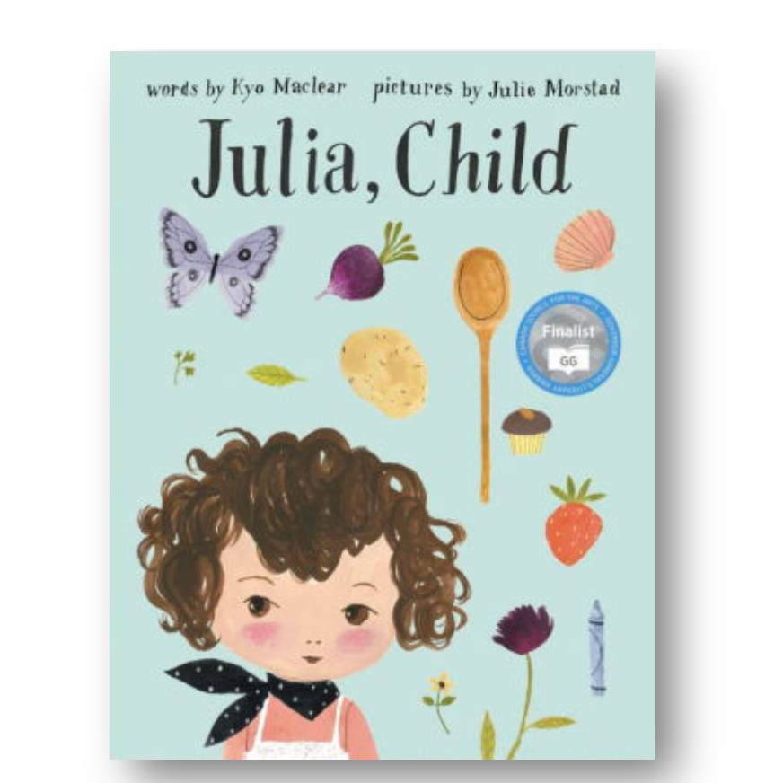 Julia Child Book