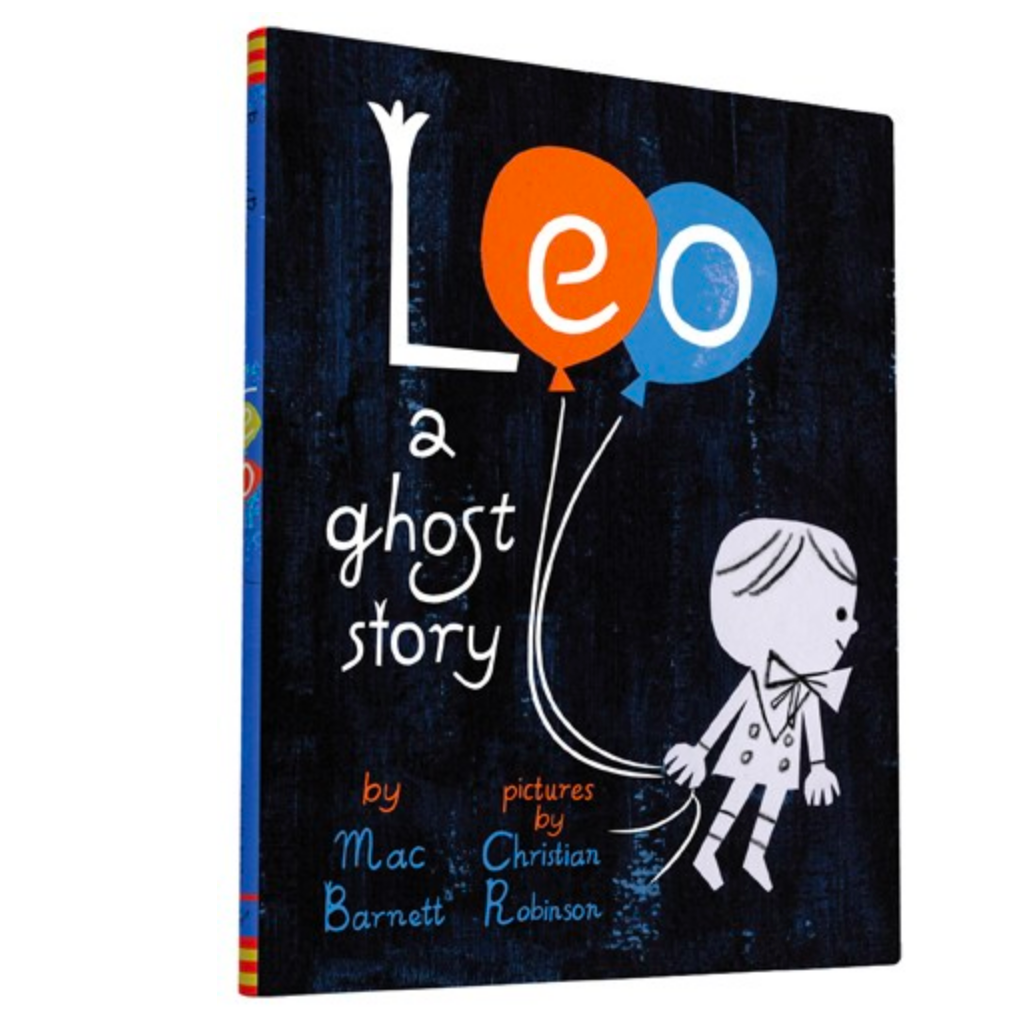 Leo A Ghost Story Book