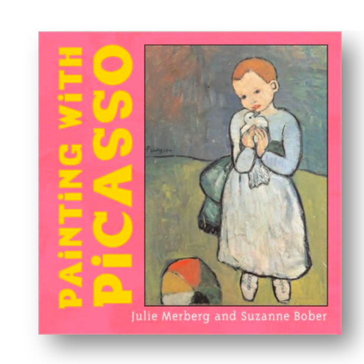 Painting With Picasso Book
