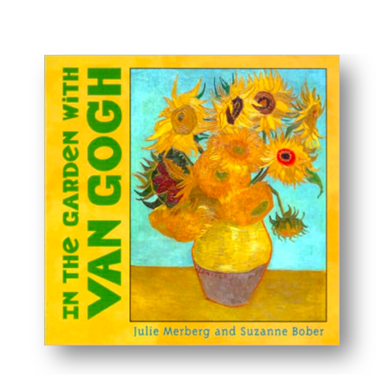 In The Garden With Van Gogh Book