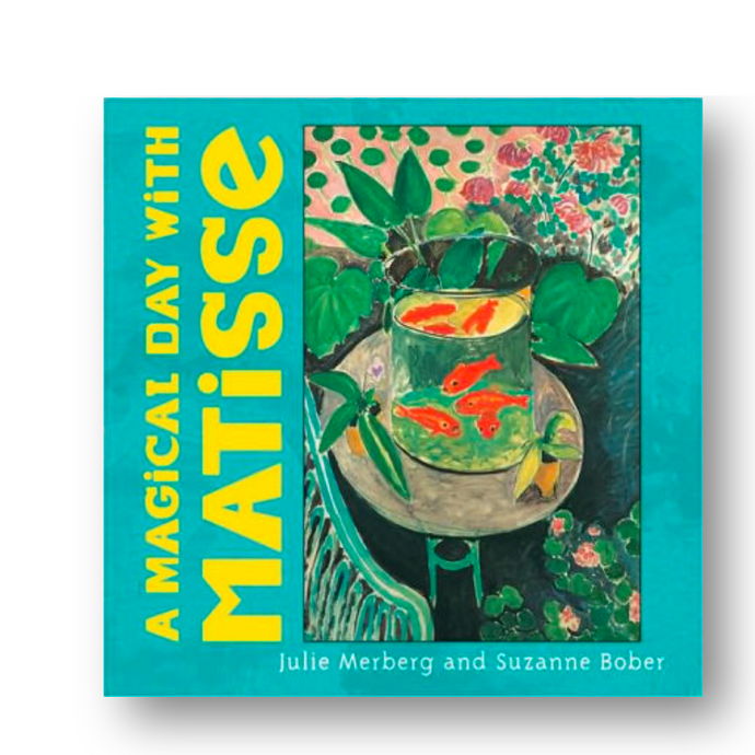 A Magical Day With Matisse book